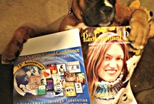 Pets Who Love Professional Pet Sitters! / These pets can't seem to get enough of Professional Pet Sitter Magazine! #NAPPS