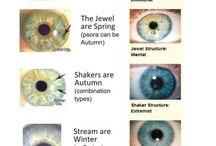 Eye color - Seasonal Color Analysis