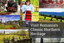 Visit Romania's Classic Northern Heritage / Explore the north of Romania in 6 days and enjoy two of the most beautiful and well- preserved historical regions: Maramures and Bukovina. This is the best opportunity to discover Romanian folklore together with the popular painted monasteries, as well as other monuments protected by UNESCO. http://www.rolandia.eu/offer/visit-romanias-classic-northern-heritage/?utm_campaign=self-drive&utm_medium=refferal&utm_source=pinterest&utm_content=heritage
