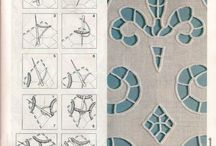 Cutwork embroidery - Richelieu