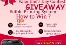 Valentine Giveaway Contest