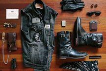 Bikerkleidung