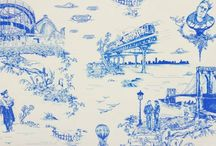 Prints - Toile / by Aaryn West