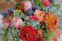 Floral Inspiration / by Blanche and Kate Design