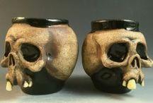 clay glass wear
