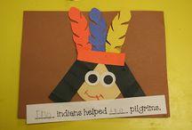 Pilgrims/Indians / by Meredith Haithcock