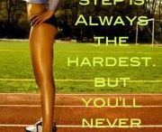 Work'n on My Fitness!!  / by Dena Gray