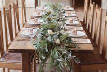 Rustic Weddings / Rustic Wedding Inspiration