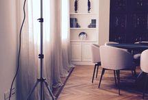 milano, apartament in corso venezia | backstage