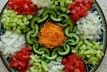 Food dekorating