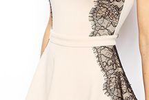 šaty - inspirace