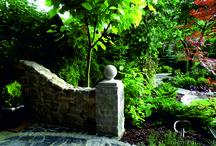 Ogród przydomowy w okolicach Mielca