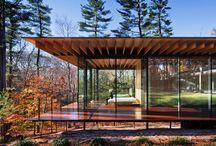 wood - house