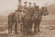 Horses in Military / by Debbie Beye-Barwick