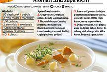 Przepisy kulinarne - zupy