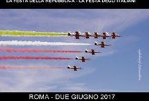 Roma - La Festa della Repubblica 2017