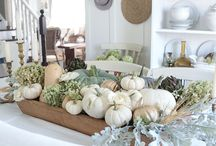 HOLIDAY // THANKSGIVING / Holiday- Decor and designs for Thanksgiving