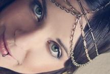 Nails & Hair & Eyes & Lips / by Keisha Brath
