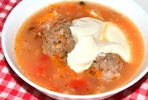 Retete Supe / Soups Recipes / Retete usoare de supe si ciorbe