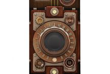 Steampunk Electronics Cases, Sleeves and Skins / Steampunk themed accessories for your phones, iPads, iPods, laptops and more. / by Artform The Heart