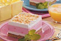 refridgerator desserts