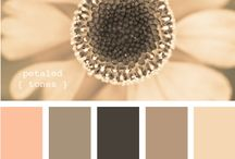 Home - Color Themes / by Kalie Davis