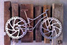 Diseños partes bici