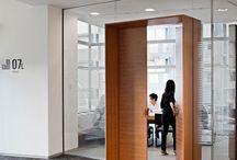 PARTITII DE STICLA / Partitii de sticla securizata pentru spatiile de birouri.