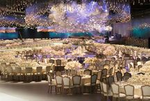 Amazing over the top wedding venues! / If only money was no object! we can still take great inspiration from these incredible weddings.