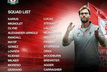 Liverpool FC - Sæson 17/18