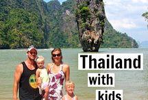 Travel with Kids Tips / by Angsana Laguna Phuket