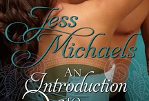 An Introduction to Pleasure (Mistress Matchmaker 1) / Pins related to AN INTRODUCTION TO PLEASURE (Mistress Matchmaker Book 1) by Jess Michaels.  An erotic historical romance from Samhain Publishing.