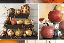 Halloween/Fall / by Chandra Theis