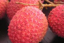 Lychees, Longan Rambutan