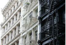 NYC / by Janie Coffey