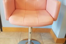 Furniture / DevLon NorthWest has a large variety of bar stools, technician stools, and chairs. They make a perfect fit in any office, house, kitchen, lounge, lottery poker area, bar, restaurant, makeup vanity, or pedicure and manicure technician chair.