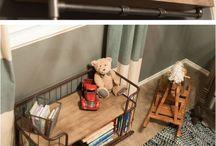 Nursery Ideas, DIY, Decor