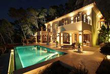 Dream home exterior / by Mark Friesen