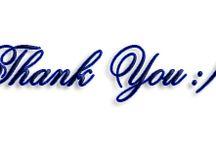 Thank You :) / Спасибо :) Благодарю!   Thank you!