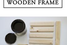 diy wood decor