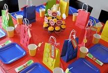Birthday party Ideas  / by Renee Macias
