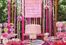 Ellie Pink Birthday / by Rhonda Kanatzar