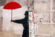 The Street Art Paris Tour / L'arte di strada a Parigi. Un viaggio alla scoperta della Street Art parigina.