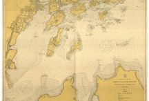 Old Nautical Maps