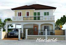 House models / House determines the resident