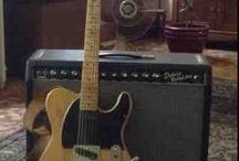 Vintage Fender / All models of Vintage Fender electric guitars.