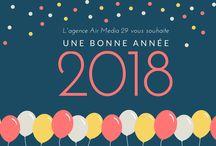 Agence web & audiovisuelle AIR MEDIA 29 Brest Finistère - Actualités
