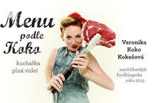 KUCHAŘKY/FOOD BLOGY