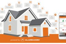 Smart Home Security / Smart home security systems and how they can be used to benefit different lifestyles. Smart home services and security for a systems that do more than an alarm.