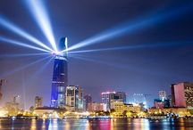 """Vietnam's Bitexco among the world's """"coolest"""" skyscrapers / Including #BitexcoTower in Hoi Chi Minh City in Vietnam, it has been selected as the top ten """"coolest skyscrapers"""" in the world."""